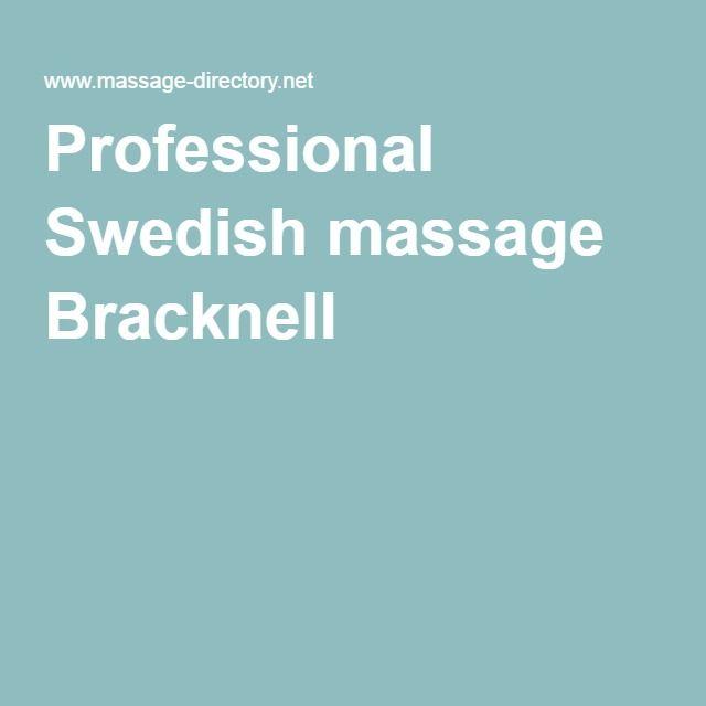 Professional Swedish massage Bracknell
