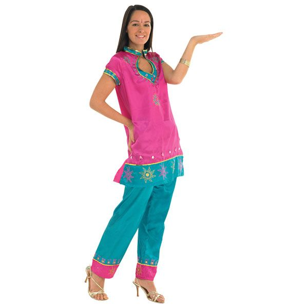 #Bollywood Leading Lady #Costume #FancyDress #PartyHard #Bryony #Theatrical #Plays http://www.bryonytheatrical.co.uk/bollywood-leading-lady-costume-3381-p.asp