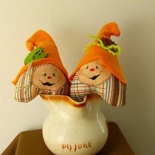 # istarska supa, čini vas Veselina i uz to pokadkad ,pokaže vam i ovakva stvorenja😀 #Istra #gnome # handmade