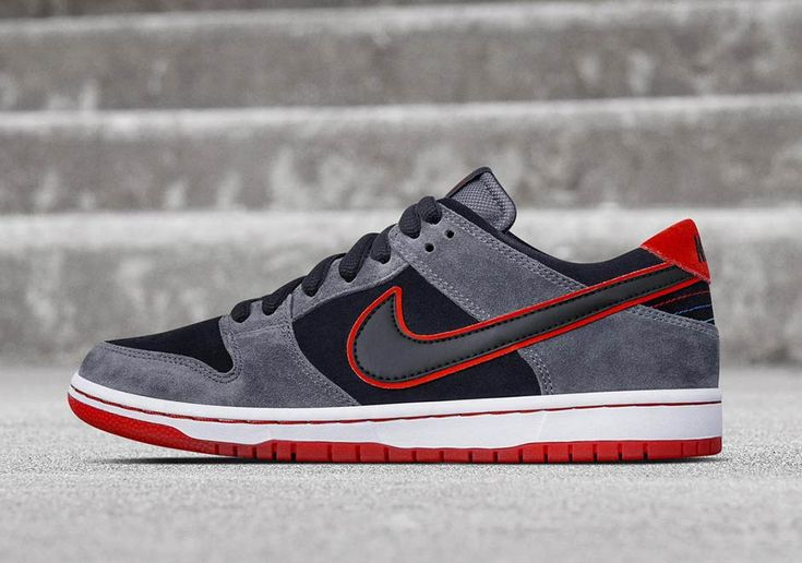 Ishod Wair's Next Nike SB Dunk Is Inspired By European Sports Cars - SneakerNews.com
