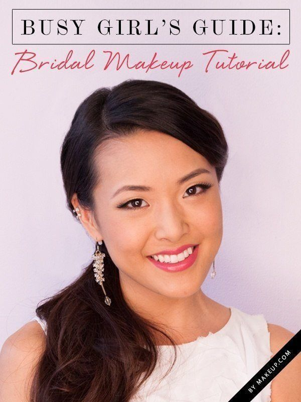 Not every bride has a major budget for her wedding day. If you will be doing your makeup before tying the knot, we have a video that will help you make your DIY bridal makeup look like a million bucks. Full tutorial here!