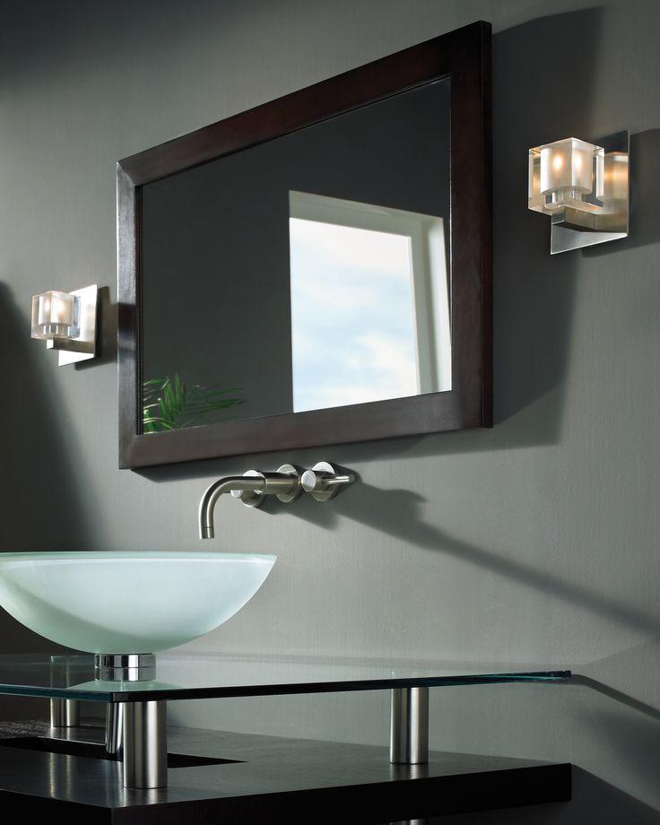 96 Best Bathroom Lighting Ideas Images On Pinterest