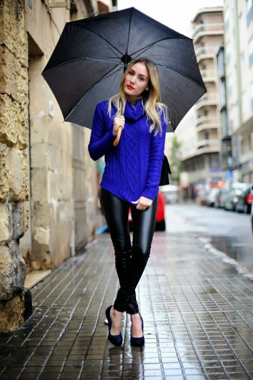 Bestshoes for leather pants (1)