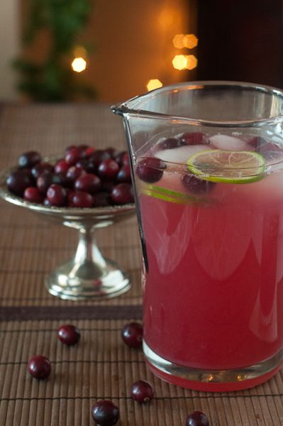 Sweet Treats: a baking blog: Cheers to the Holidays with Christmas Punch