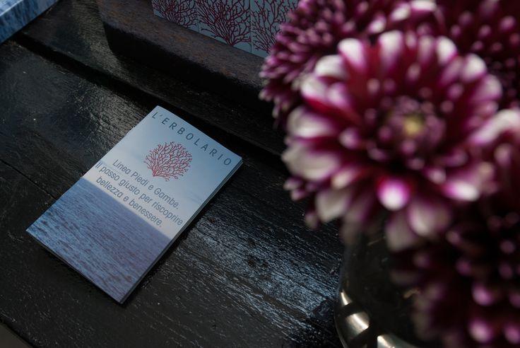 Linea Piedi e Gambe. Il passo giusto per riscoprire bellezza e benessere http://www.erbolario.com/linee/126_piedi_gambe
