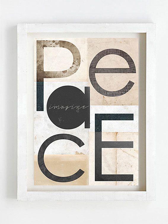 Imagine peace by Sophie Klerk
