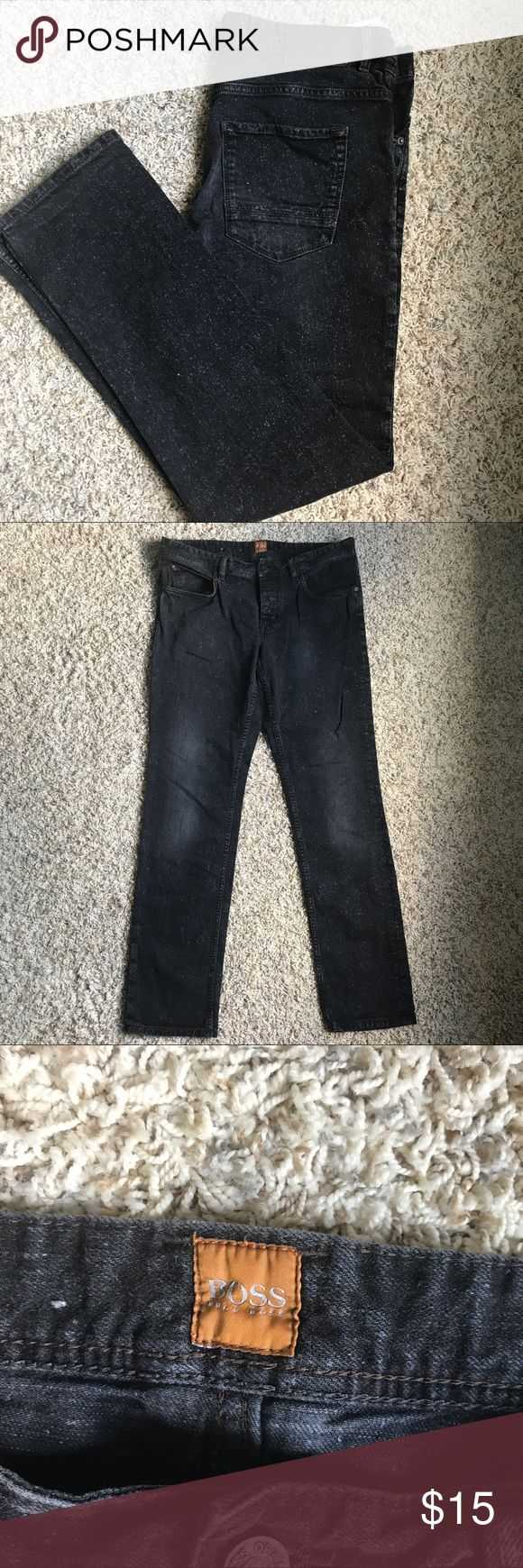 Hugo Boss Men Jeans 34x32 Hugo Boss Men Jeans 34x32 Hugo Boss Jeans Straight