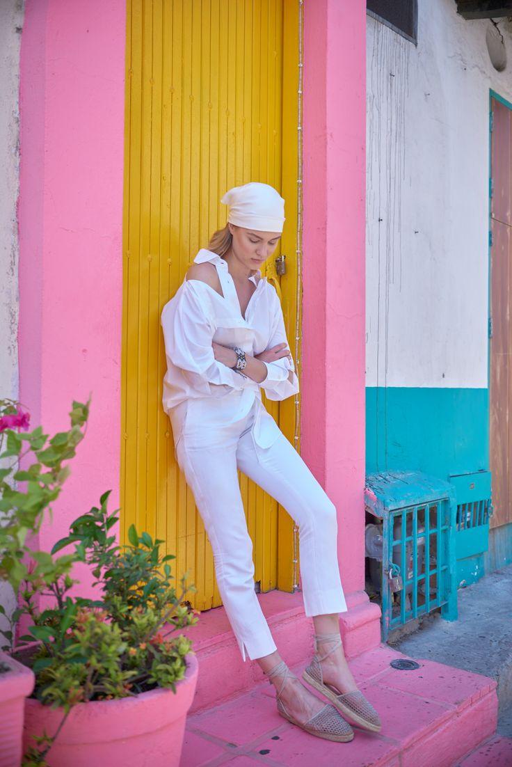 Silvia Tcherassi Spring Summer 2017 street style