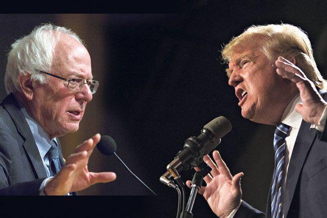 Trump et Sanders : Vont-ils tuer le marché boursier ?