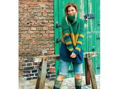 Strickanleitung für Oversize-Pullover