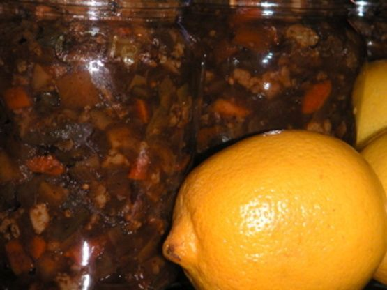 The Almost Original Branston Pickle Recipe! Recipe - Food.com