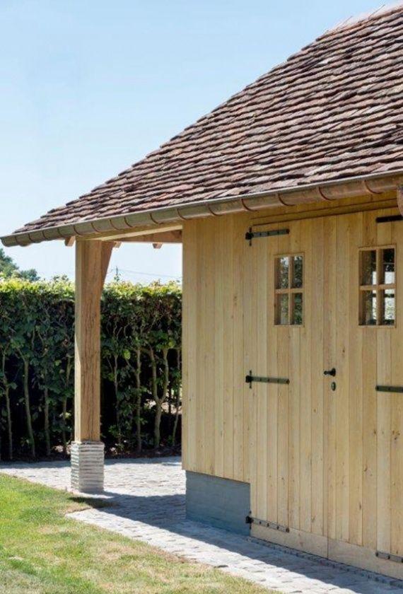Landelijk tuinhuis 2 - Woodarts