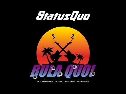 """STATUS QUO """"LOOKING OUT FOR CAROLINE"""" (HD) OFFICIAL MUSIC VIDEO - YouTube"""
