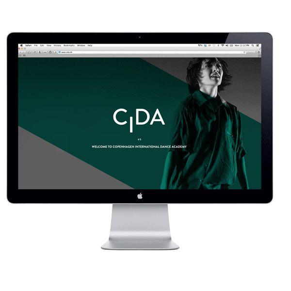 Web design by Støy