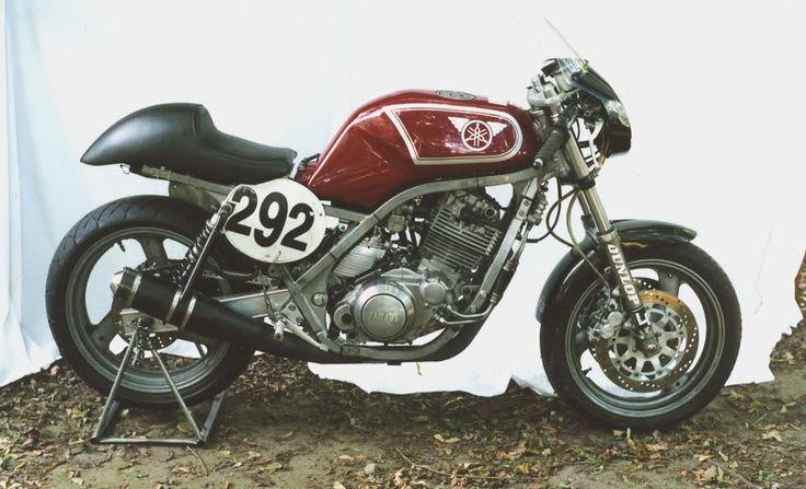 Matchless Themed SRX600
