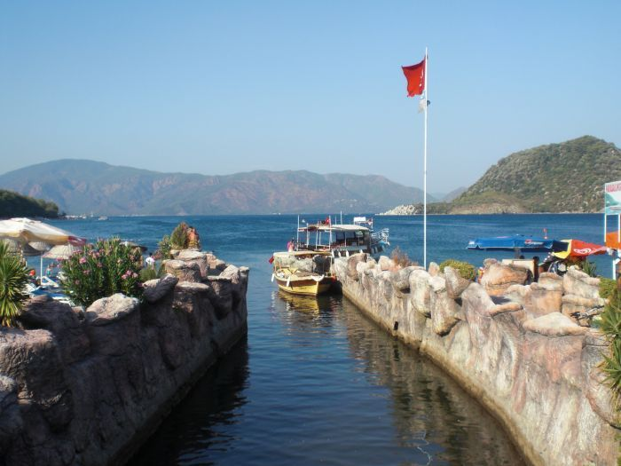 Icmeler, Marmaris, Turkije 2010