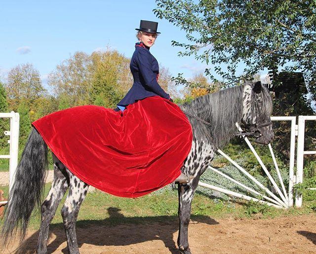 Instagram media by estrella_msk - #конь #кони #лошадь #лошади #охота #коннаяохота #аванпост #историческийкостюм #алтаец #чубарый #золотаяосень #передохотой #horse #horses #hunt #horsehunt #historicdress #goldautumn #01102016