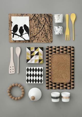 Ferm Living SS12 collection  http://www.rukodesign.fi/ferm-living-c-32.html