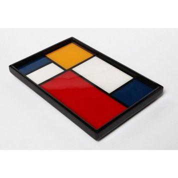 Plateau Mondrian