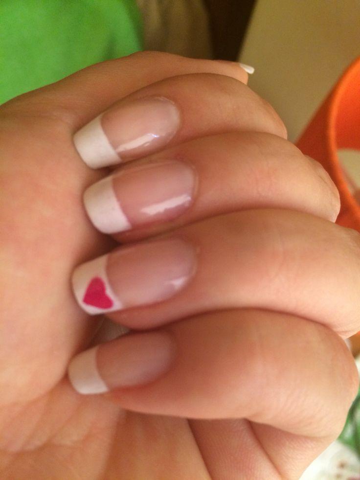 Valentine's nails ❤️