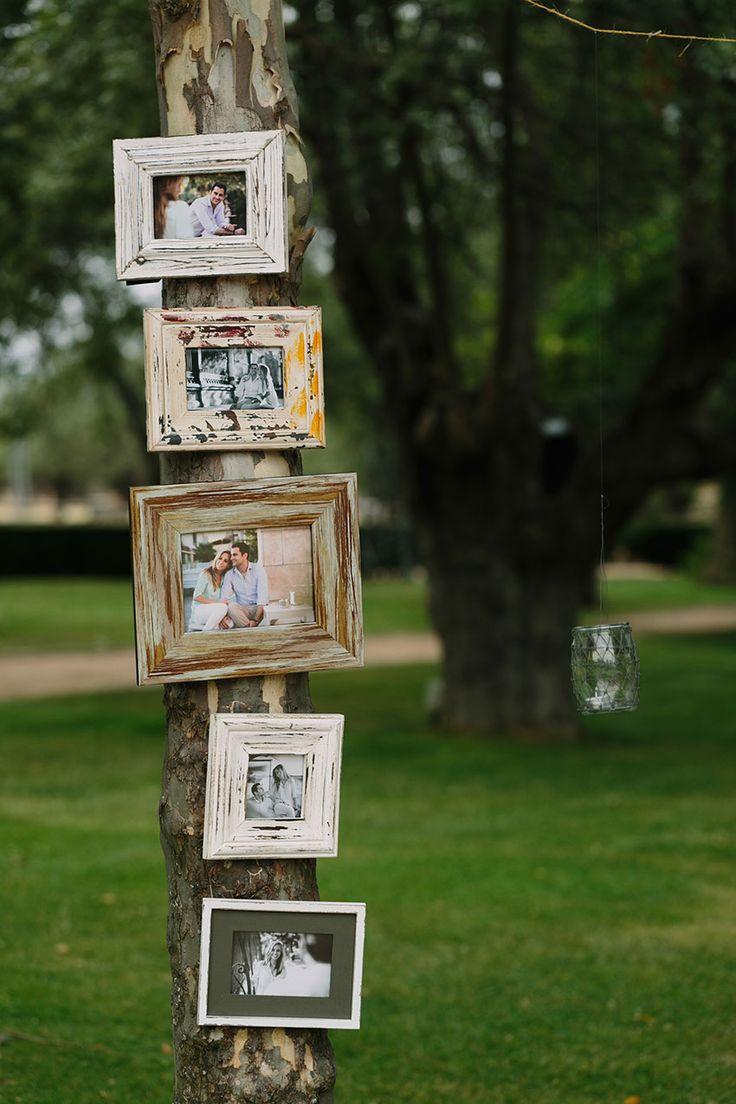 17 best boda de s r images on pinterest country - Decoracion de marcos para fotos ...