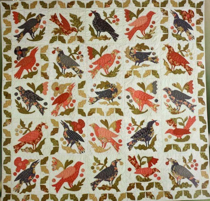 Blackbird Designs Applique Patterns
