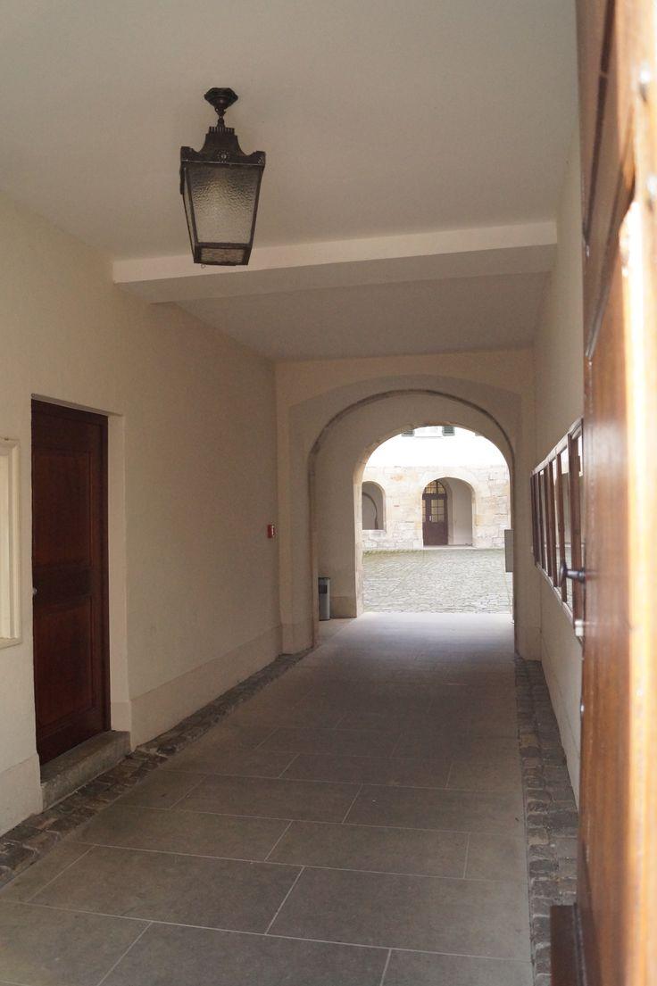 Eingang Evangelischer Stift Tübingen