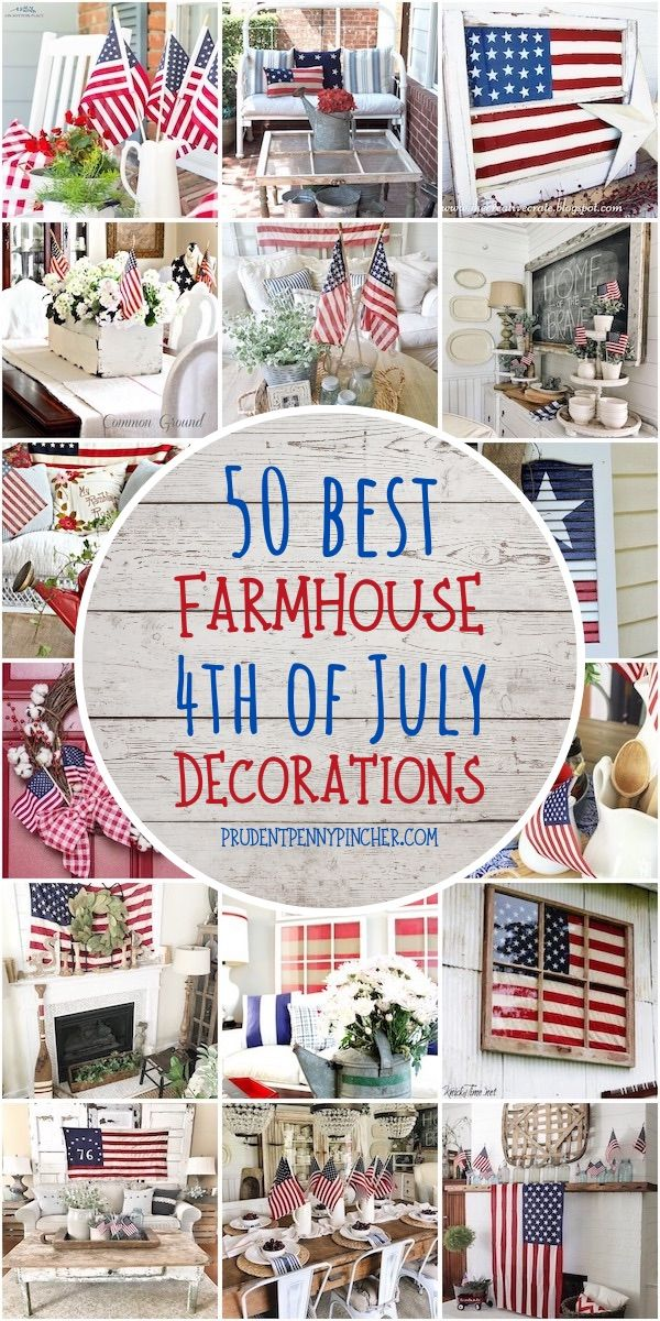Pin On Cheap Diy 4th Of July Decorations