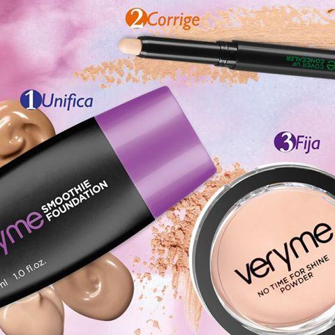 #Veryme  línea de #maquillaje exclusiva para Oriflame Cosméticos. ¿Quieres probar sus productos? Hazte Clienta Vip aquí http://my.oriflame.es/malena