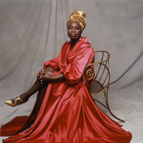 nina simone | ... on to play the iconic nina simone in an upcoming biopic the role was