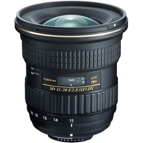 Buy Tokina AT-X 11-20mm f/2.8 PRO DX Lens for Nikon F - National Camera Exchange