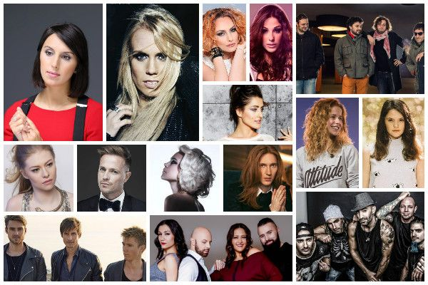 Poll: Who is your favourite Eurovision 2016 act so far? (22 February)