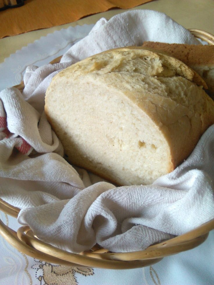 Chléb z podmáslí - vynikající