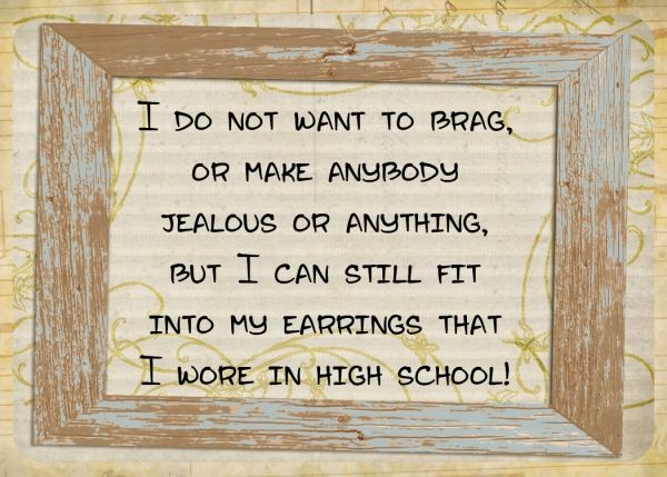Earrings : Nurseries Wall, Funny Sayings, Funny Pictures, Wall Decals, Quote, Funny Stuff,  Plaques, True Stories, High Schools