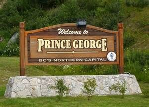Prince George - British Columbia, Canada