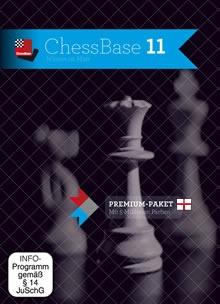 The master chess database program