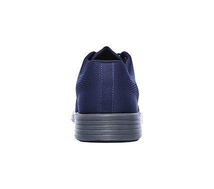 Skechers Men's Walson Dolen Relaxed Fit Memory Foam Oxford Shoes (Navy) #MemoryFoamStyles