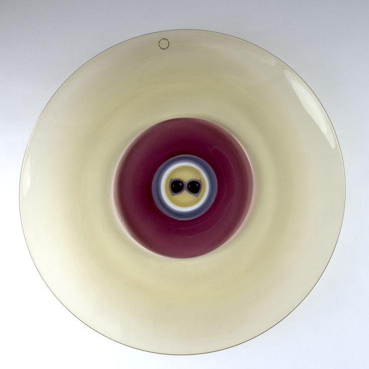 Auction 122B - Tapio Wirkkala. Decorative 'Incalmo' bowl, 1967/2002.