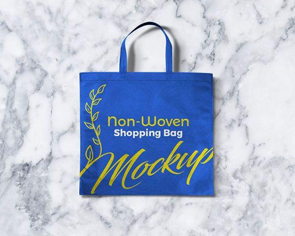 Download 50 High Quality Free Shopping Bag Mockup Psd Files Bag Mockup Non Woven Bags Photoshop Mockup Free