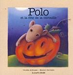 Pour la fête de l'Halloween, Églantine, la soeur de Polo, se déguise en grenouille et Charlot, son grand frère, en Dracula. Polo, lui, ne sait pas.