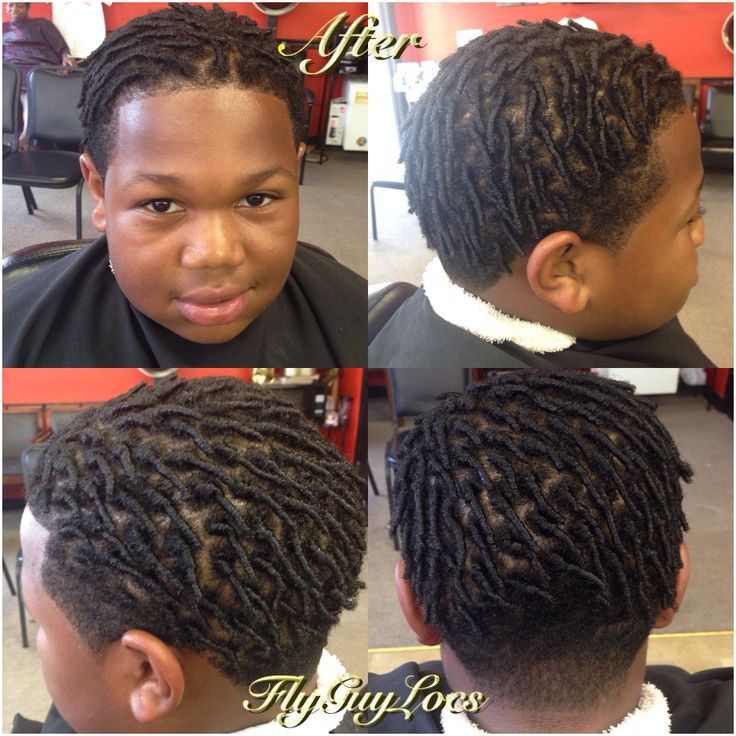 one dreadlock in hair style finished product fresh of starter locs flyguylocs 8601