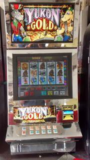 Maquinas de Casino Medellin: Máquina pagamonedas Yukon Gold Máquinas para casin...
