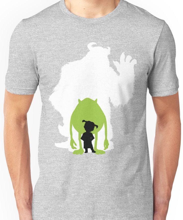 Monsters Inc. Unisex T-Shirt