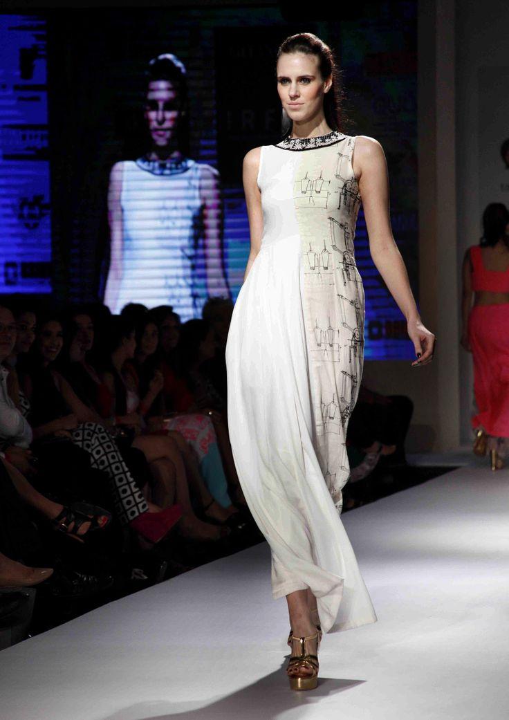 Day 1 - Masaba Gupta's collection http://klickfashion.com/