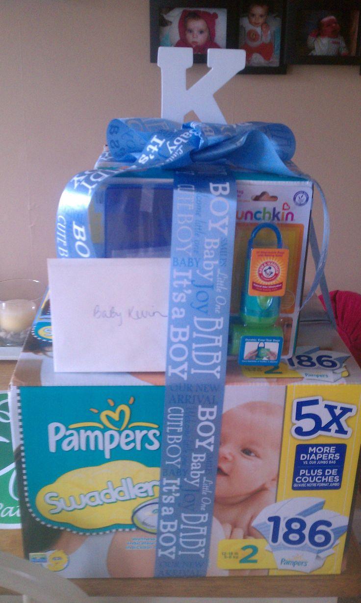 Baby shower gift: