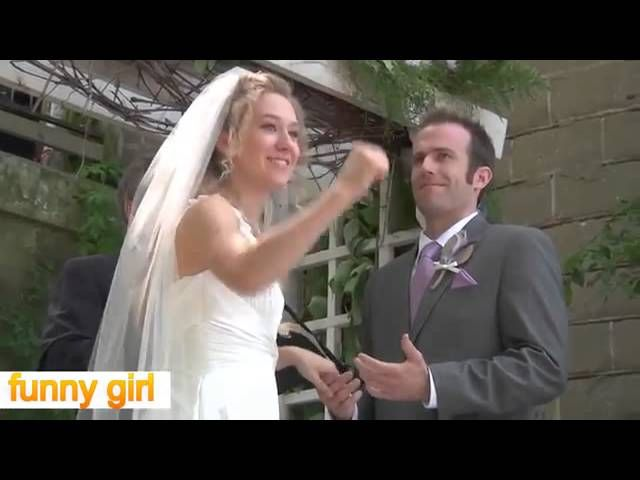 Newest Fun wedding compilation, amusingly video, fails and very funny bloopers moments, on the important day of the wedding from around the world.   https://www.youtube.com/watch?v=B2TlDWt03hE   #Lifestyle (TV Genre) #Wedding (Quotation Subject) #Wedding Video
