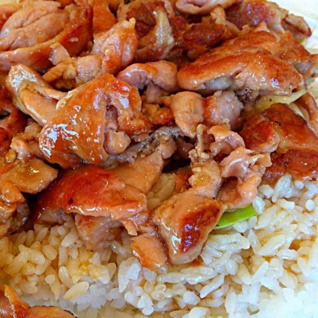 レシピとお料理がひらめくSnapDish - 82件のもぐもぐ - Chicken teppanyaki/ 鶏鉄板焼き by Juliee ~ ジュリー