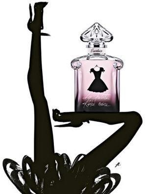 Le Petit Robe Noir, Guerlain, Available on MyList.ae #forher #gift #birthdaygift #mylist