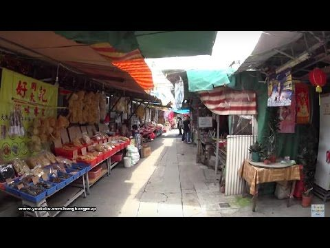 【Hong Kong Walk Tour】Tai O 大澳 (Part 2) #traveljournal #worldsketchingtour
