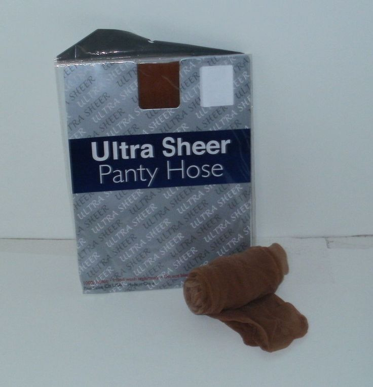 Tan Pantyhose Regular Size Ultra Sheer Ladies Stockings Six Pairs New #Unbranded #Pantyhose